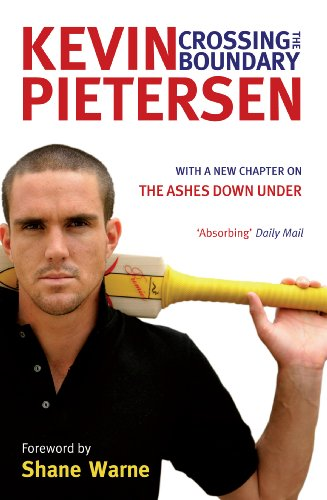 Crossing the Boundary By Kevin Pietersen