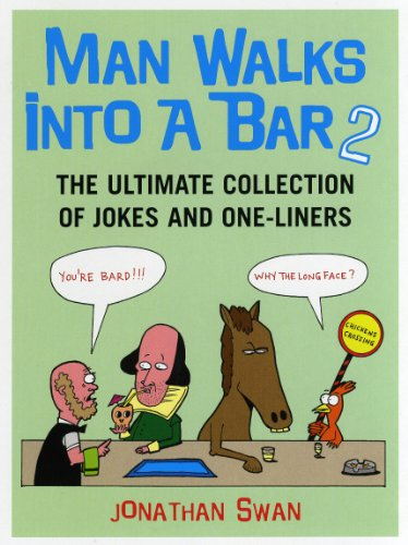Man Walks Into A Bar 2 By Jonathan Swan