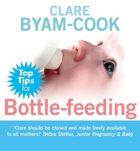 Top Tips for Bottle-feeding By Clare Byam-Cook