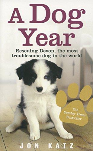 A Dog Year By Jon Katz (Author)