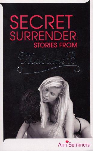 Secret Surrender By Ann Summers