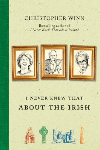 I Never Knew That About the Irish By Christopher Winn