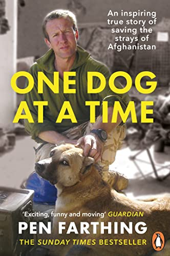 One Dog at a Time: Saving the Strays of Helmand - an Inspiring True Story by Pen Farthing