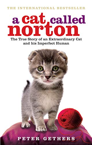A Cat Called Norton: The True Story of an Extraordinary Cat and His Imperfect Human by Peter Gethers