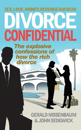 Divorce Confidential By Gerald Nissenbaum