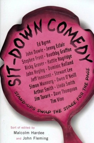 Sit-Down Comedy By Malcolm Hardee