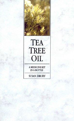 Tea Tree Oil By Susan Drury