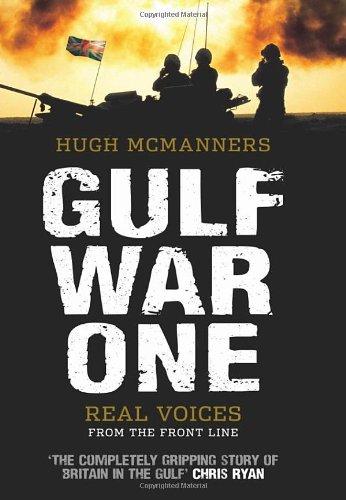 Gulf War One By Hugh Mcmanners