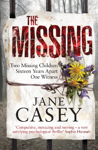 The Missing By Jane Casey