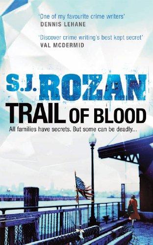 Trail of Blood By S. J. Rozan