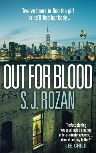 Out For Blood By S. J. Rozan