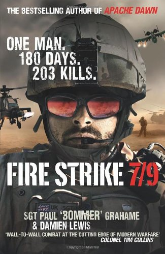 Fire Strike 7/9 by Paul Grahame