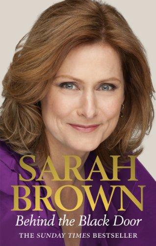 Behind the Black Door By Sarah Brown