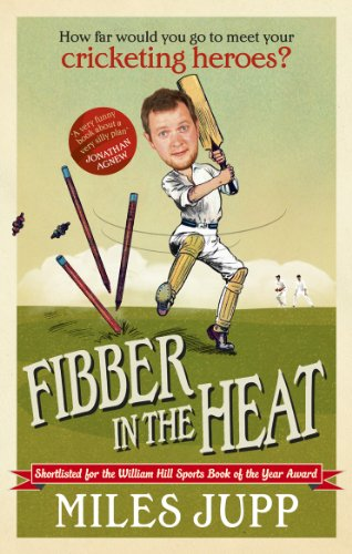 Fibber in the Heat by Miles Jupp