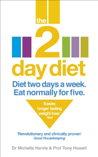 The 2-Day Diet By Dr. Michelle Harvie