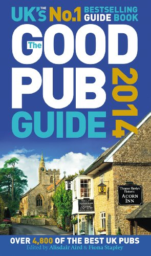The Good Pub Guide 2014 By Alisdair Aird