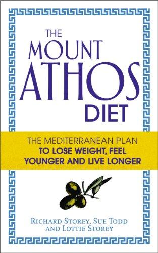 The Mount Athos Diet By Lottie Storey