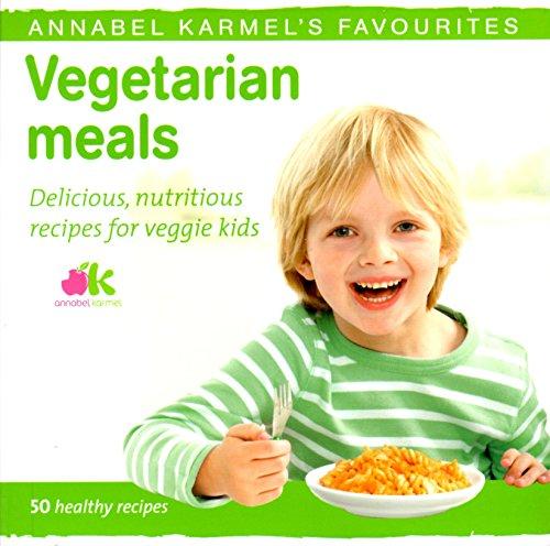 Vegetarian By Annabel Karmel