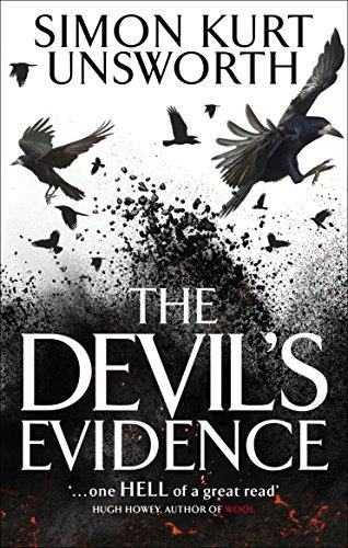The Devil's Evidence By Simon Kurt Unsworth