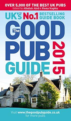 The Good Pub Guide 2015 by Alisdair Aird