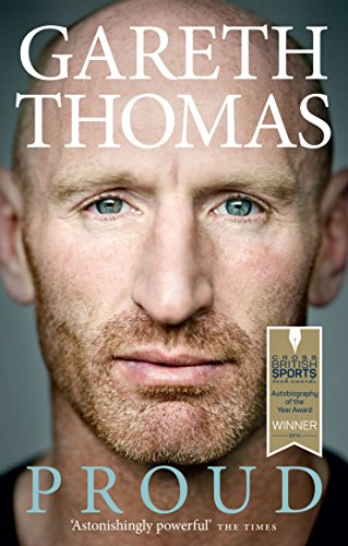 Proud: My Autobiography by Gareth Thomas