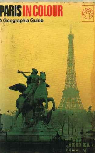 Paris in Colour (A Geographia guide) By Diana Vinding