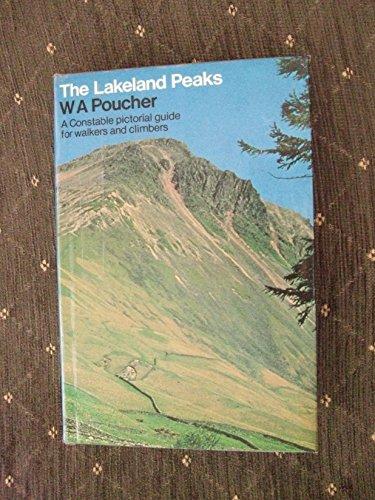 Lakeland Peaks By W.A. Poucher