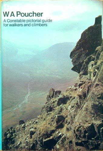 The Lakeland Peaks By William Arthur Poucher