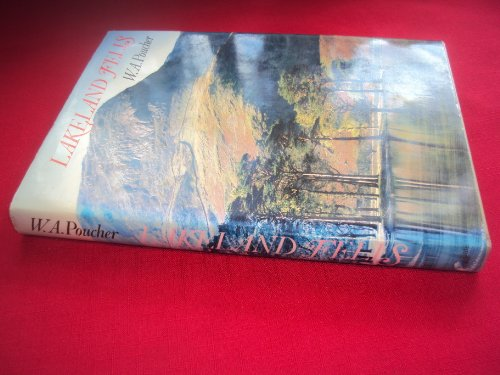 Lakeland Fells By William Arthur Poucher
