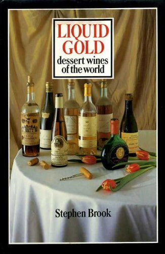 Liquid Gold By Stephen Brook