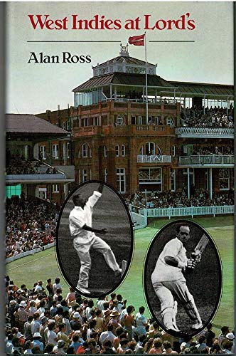 West Indies at Lord's By Alan Ross