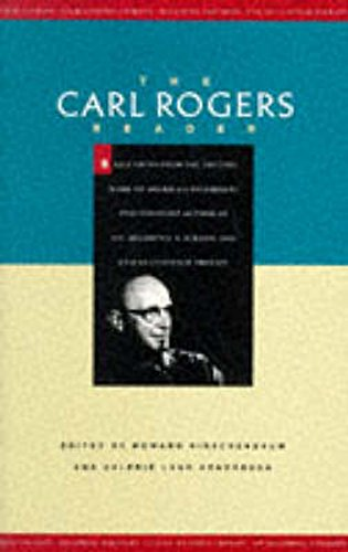 The Carl Rogers Reader By Howard Kirschenbaum