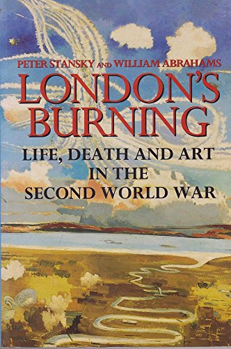 London's Burning By Peter Stansky