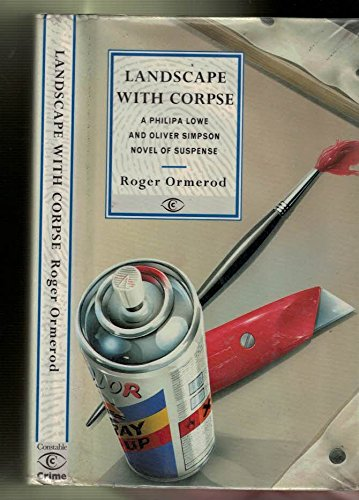 Landscape with Corpse By Roger Ormerod