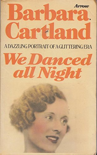 We Danced All Night By Barbara Cartland
