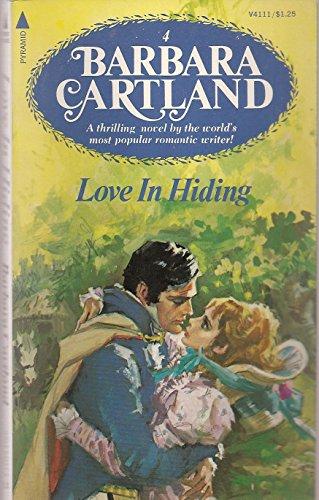 Love in Hiding By Barbara Cartland