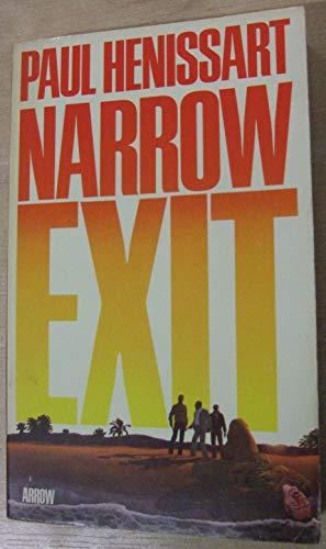 Narrow Exit By Paul Henissart