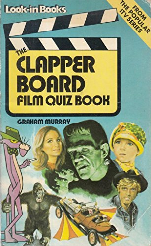 Clapperboard Film Quiz Book (Look-in Books)