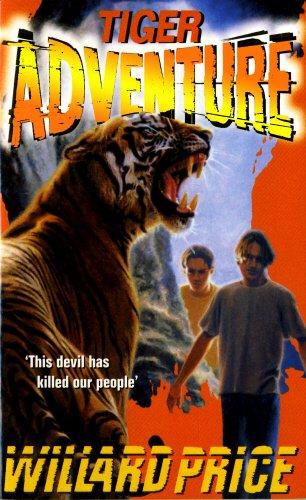 Tiger Adventure (Red Fox Older Fiction) By Willard Price
