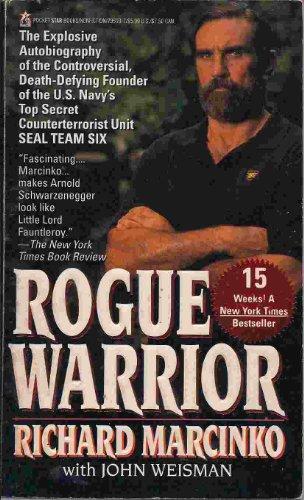 Rogue Warrior By Richard Marcinko