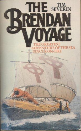 Brendan Voyage By Timothy Severin