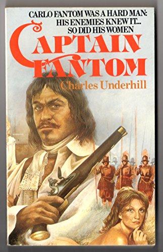Captain Fantom By Charles Underhill