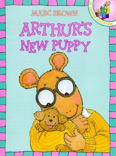 Arthur's New Puppy By Marc Brown