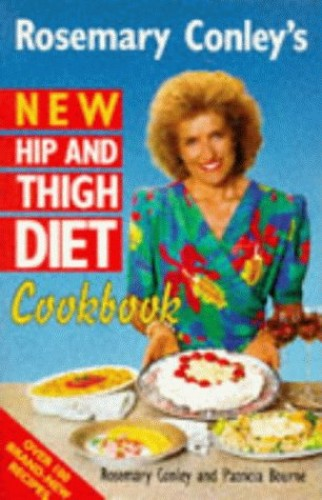 New Hip And Thigh Diet Cookbook By Patricia Bourne
