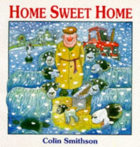 Home Sweet Home (Red Fox Picture Books) By Colin Smithson