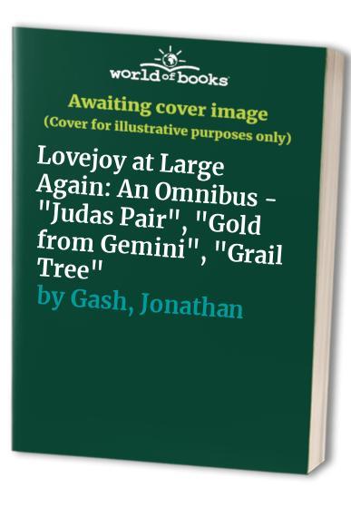 Lovejoy at Large Again By Jonathan Gash