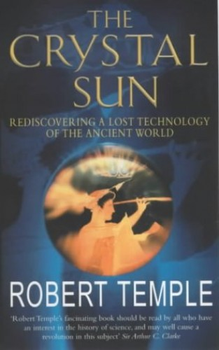 The Crystal Sun by Robert Temple