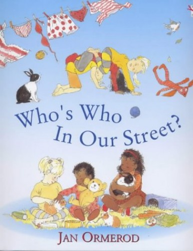 Whos Who in Our Street By Jan Ormerod
