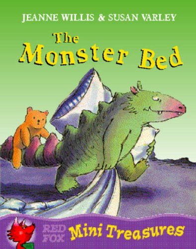 Monster Bed, The (Mini Treasure) By Jeanne Willis
