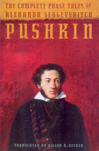 Complete Prose Tales By Aleksandr Sergeevich Pushkin